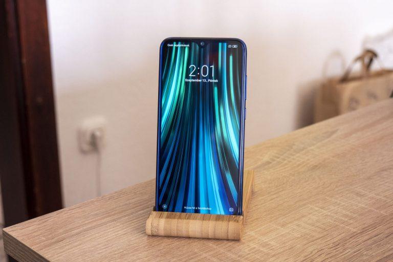 Redmi Note 8 okostelefon teszt 3