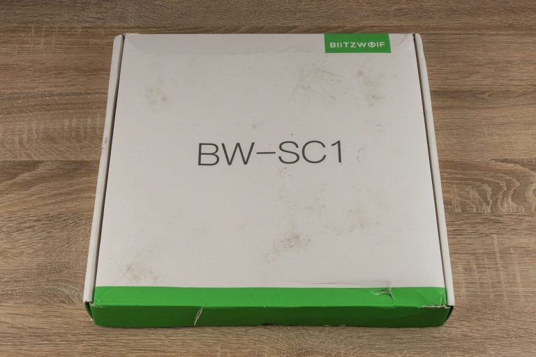 Blitzwolf BW-SC1 okosmérleg teszt 2
