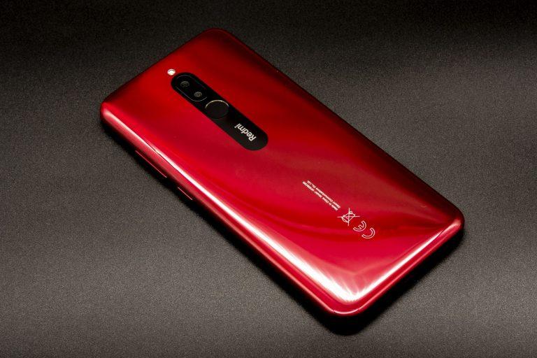 Redmi 8 okostelefon teszt 4