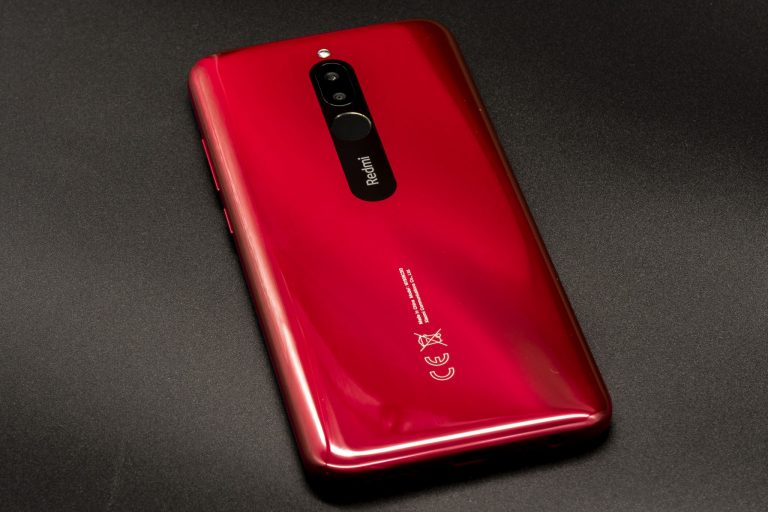Redmi 8 okostelefon teszt 5