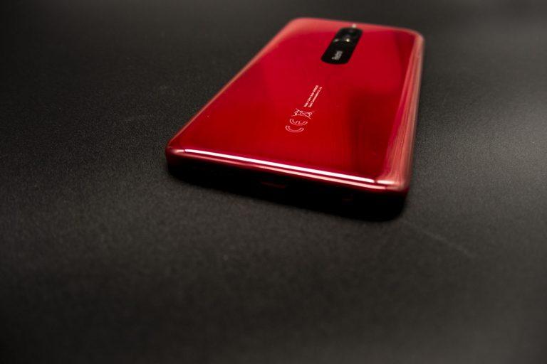 Redmi 8 okostelefon teszt 8