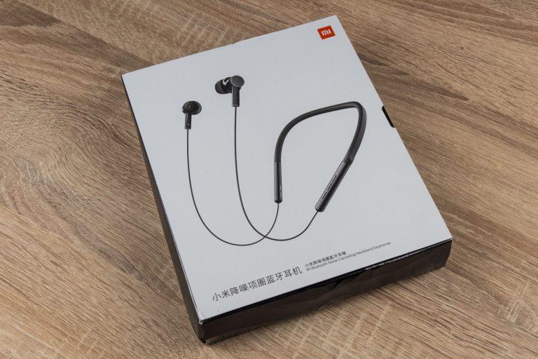Xiaomi Collar zajszűrős BT fülhallgató teszt 2