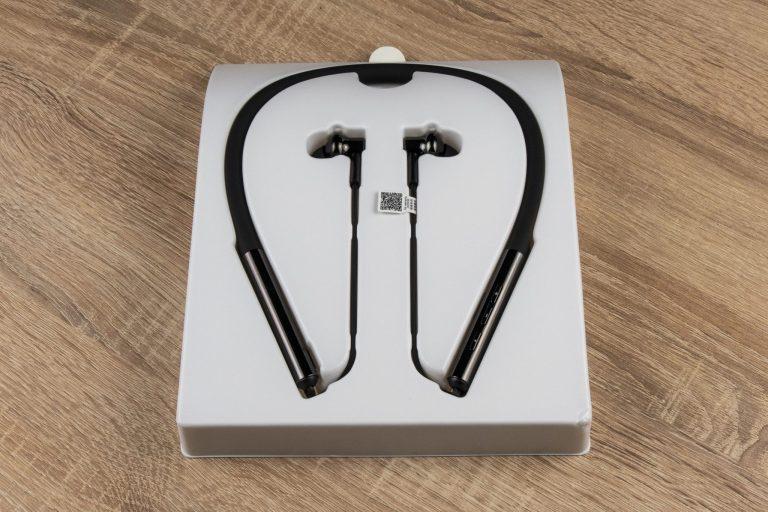Xiaomi Collar zajszűrős BT fülhallgató teszt 4