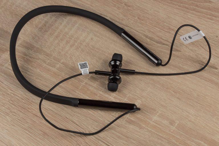 Xiaomi Collar zajszűrős BT fülhallgató teszt 12