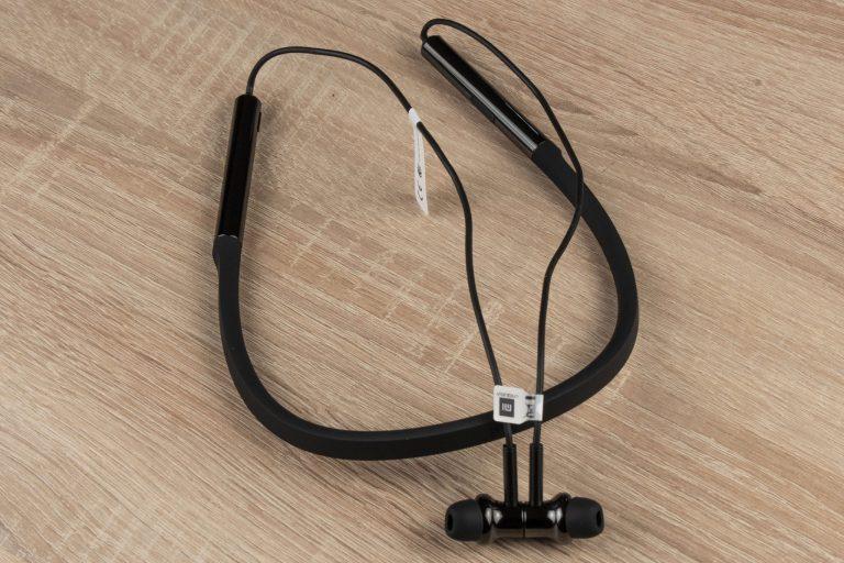 Xiaomi Collar zajszűrős BT fülhallgató teszt 10