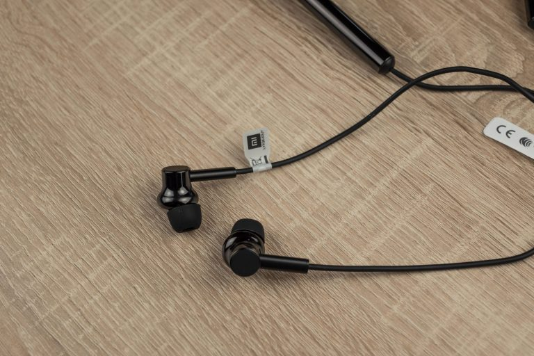 Xiaomi Collar zajszűrős BT fülhallgató teszt 5