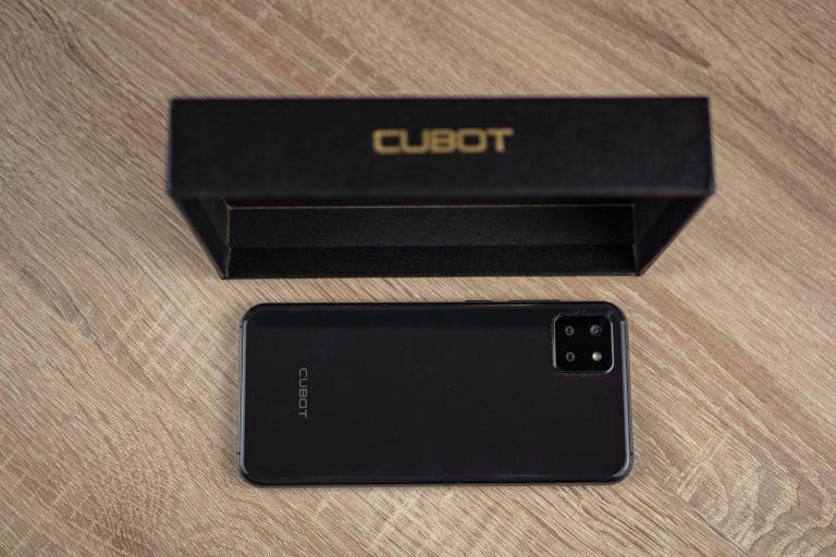 Cubot X20 Pro okostelefon teszt 14