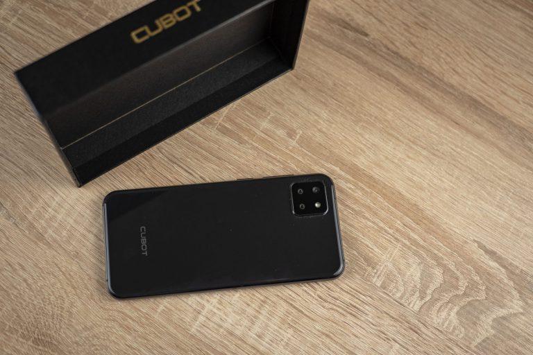 Cubot X20 Pro okostelefon teszt 13