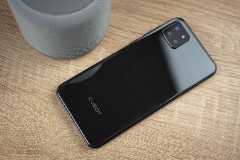Cubot X20 Pro okostelefon teszt 12