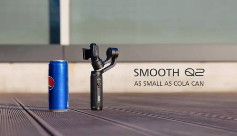 Zhiyun Smooth Q2 gimbal 5