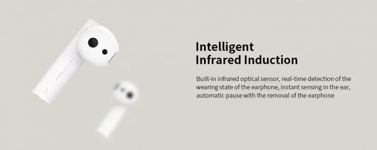Xiaomi Air 2 TWS fülhallgató 5