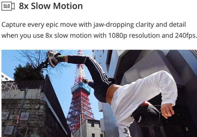 DJI Osmo Action akciókamera 7