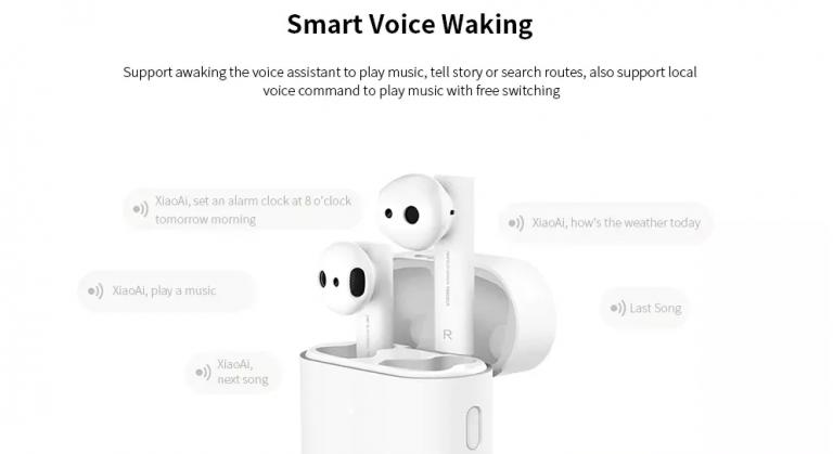 Xiaomi Air 2 TWS fülhallgató 7