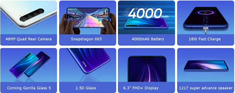 Xiaomi Redmi Note 8 2