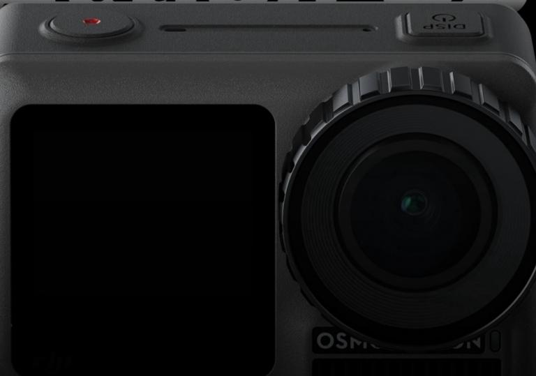 DJI Osmo Action akciókamera 9