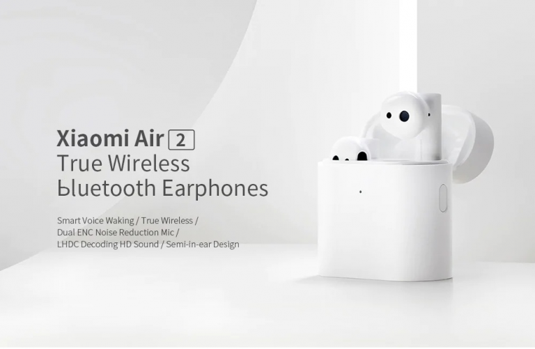 Xiaomi Air 2 TWS fülhallgató 3