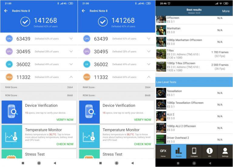 Redmi Note 8 okostelefon teszt 26