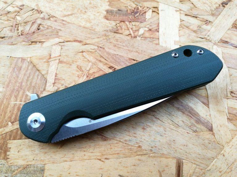Ganzo FH41 kés teszt 9