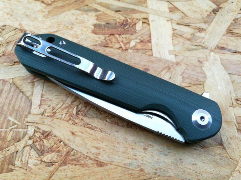 Ganzo FH41 kés teszt 8