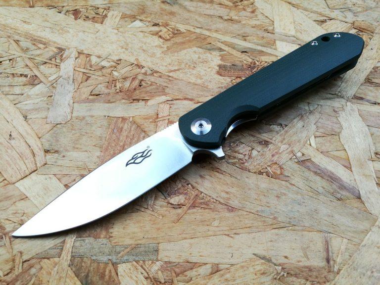 Ganzo FH41 kés teszt 7