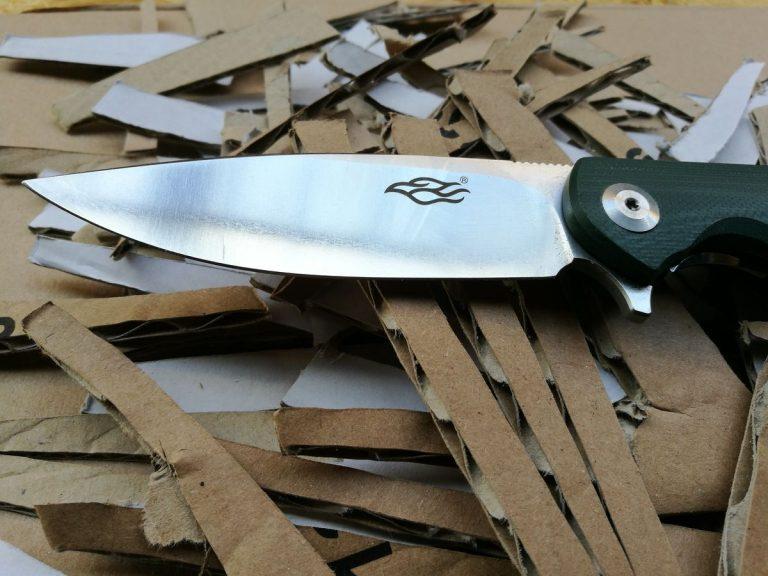 Ganzo FH41 kés teszt 5