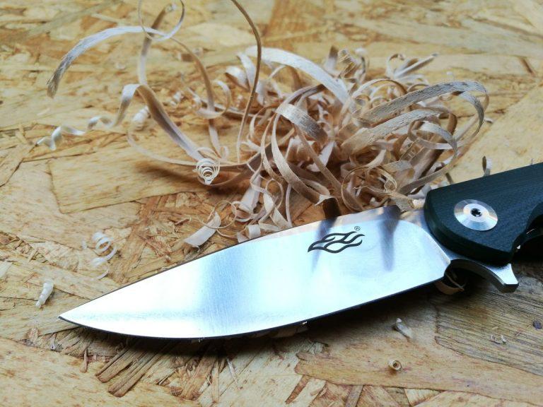 Ganzo FH41 kés teszt 4