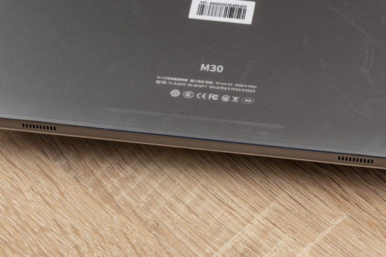 Teclast M30 tablet teszt 5