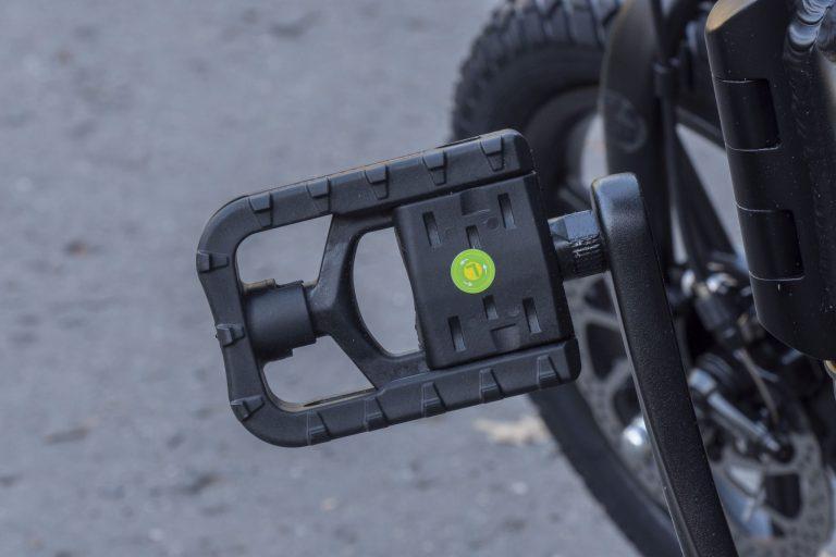 Fiido D1 elektromos bicikli teszt 12