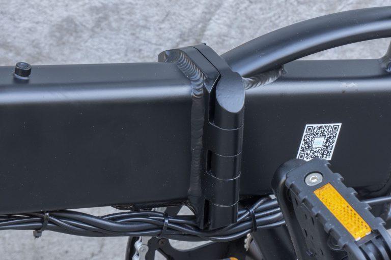 Fiido D1 elektromos bicikli teszt 17