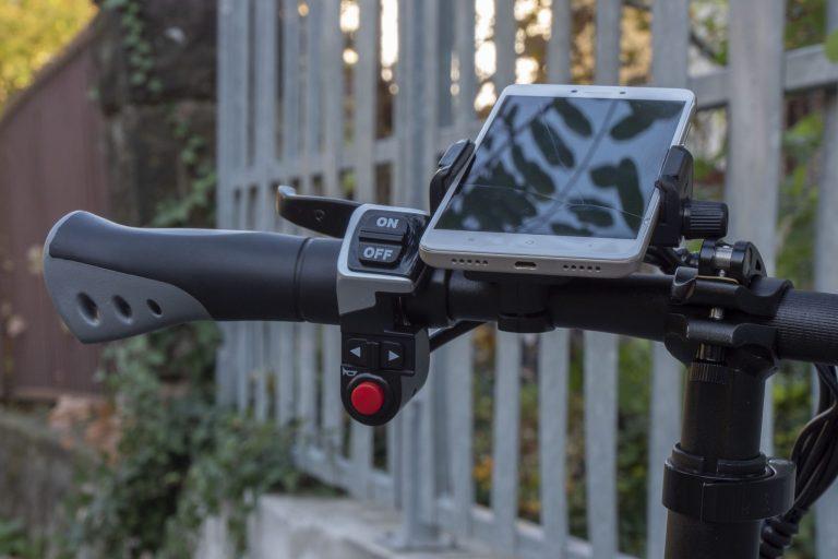 Fiido D1 elektromos bicikli teszt 20