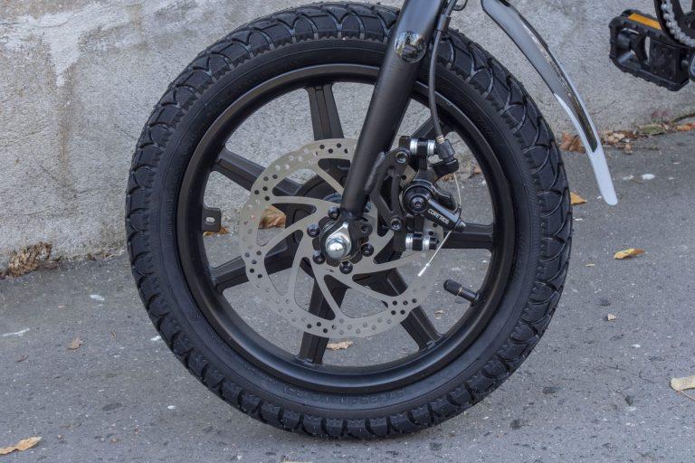 Fiido D1 elektromos bicikli teszt 22