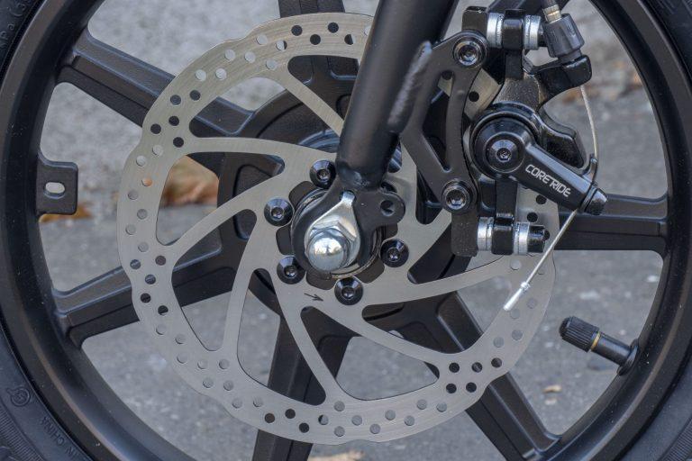 Fiido D1 elektromos bicikli teszt 23