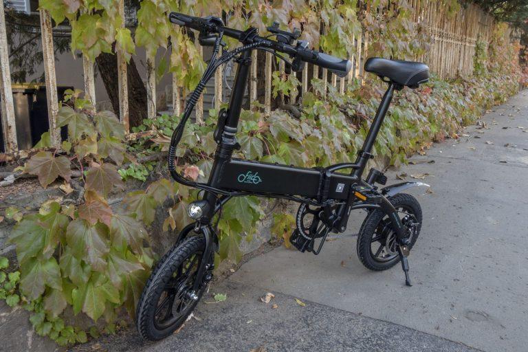 Fiido D1 elektromos bicikli teszt 3
