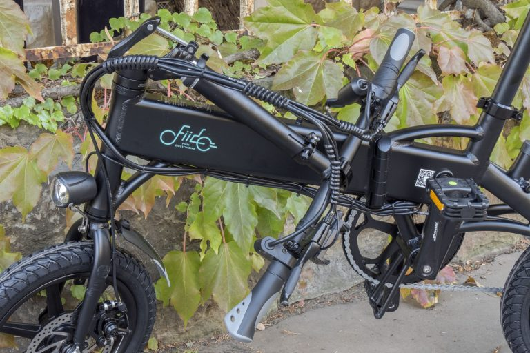 Fiido D1 elektromos bicikli teszt 5