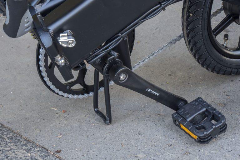 Fiido D1 elektromos bicikli teszt 27