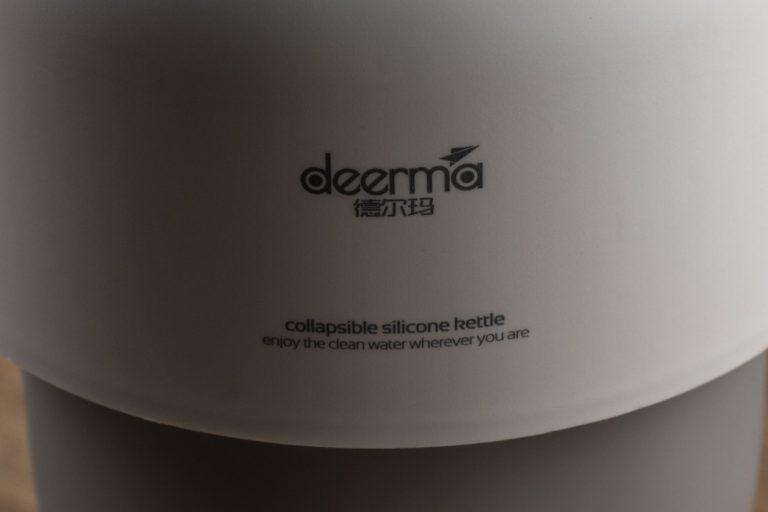 Xiaomi Deerma hordozható vízforraló teszt 8