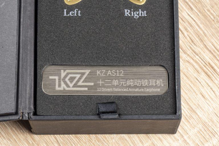 KZ AS12 vezetékes fülhallgató teszt 5