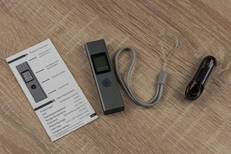 Atuman LS-1 lézeres távolságmérő teszt 3