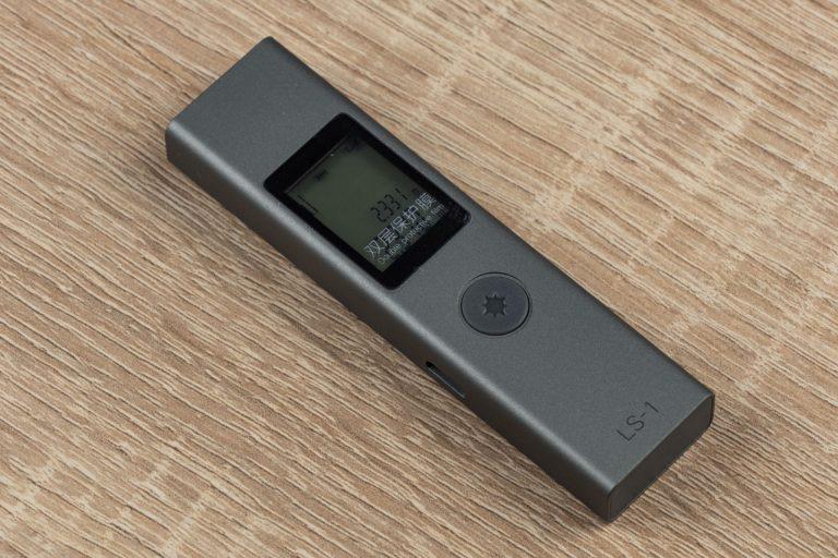 Atuman LS-1 lézeres távolságmérő teszt 9
