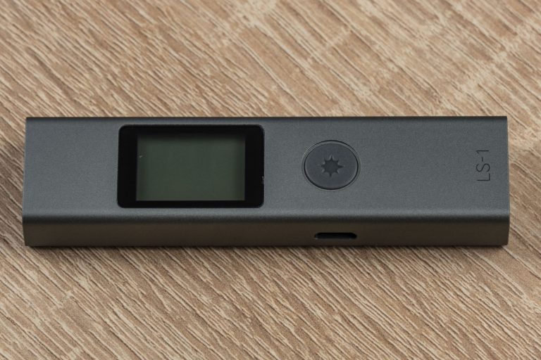 Atuman LS-1 lézeres távolságmérő teszt 4