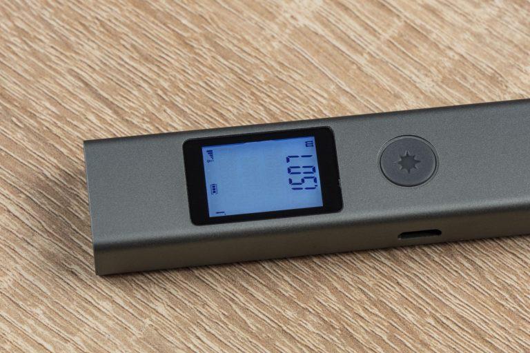 Atuman LS-1 lézeres távolságmérő teszt 6
