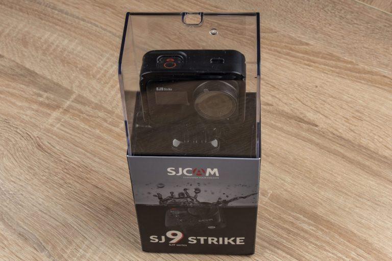 SJCAM SJ9 Strike akciókamera teszt 2