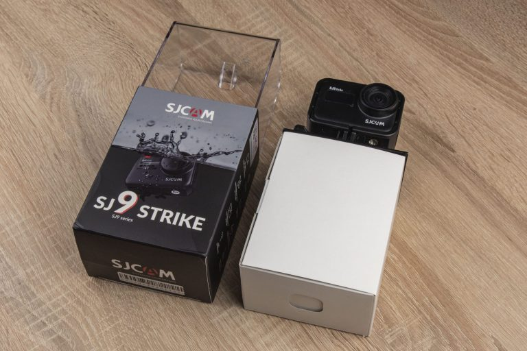 SJCAM SJ9 Strike akciókamera teszt 16