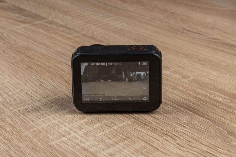 SJCAM SJ9 Strike akciókamera teszt 8