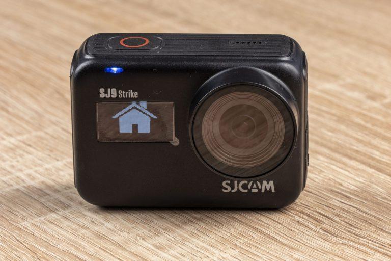 SJCAM SJ9 Strike akciókamera teszt 6