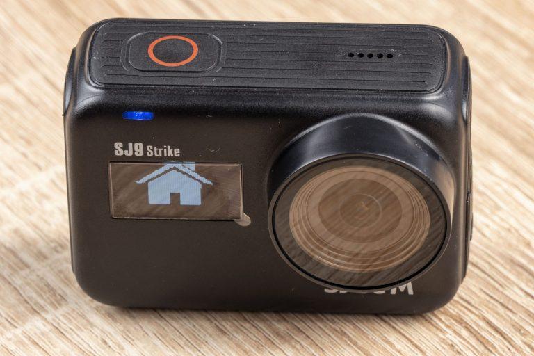 SJCAM SJ9 Strike akciókamera teszt 5