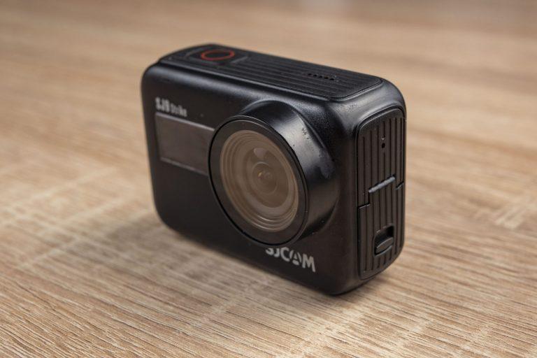 SJCAM SJ9 Strike akciókamera teszt 3