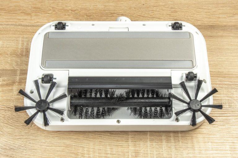 Xiaomi Yijie YE-01 elektromos seprű teszt 8