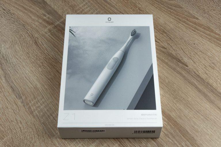 Xiaomi Oclean Z1 fogkefe teszt 2