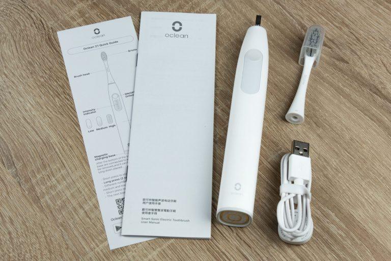 Xiaomi Oclean Z1 fogkefe teszt 12